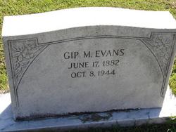 Gip M. Evans