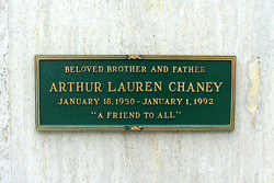 Arthur Lauren Chaney