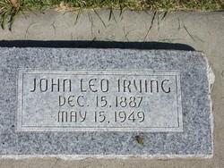 John Leo Irving