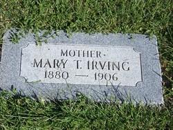 Mary Tabitha <I>Lindsay</I> Irving