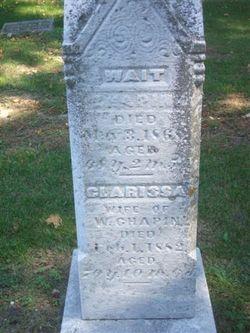 Clarissa <I>Corbett</I> Chapin