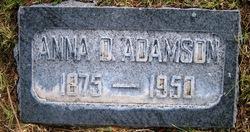 Anna Droubay Adamson