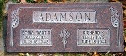 Richard Kennington Adamson