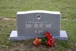 William Billy Paul Allen