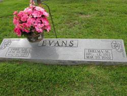Thelma <I>McCluskey</I> Evans
