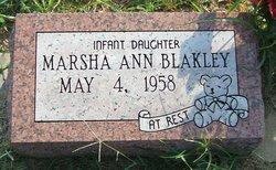 Marsha Ann Blakley