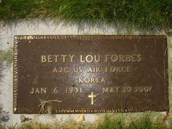 Betty Lou Forbes