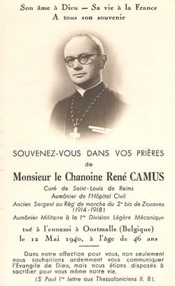 Rev René Camus