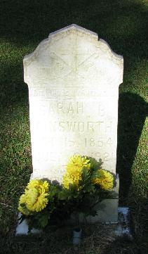 Sarah Elizabeth <I>Byrd</I> Ainsworth