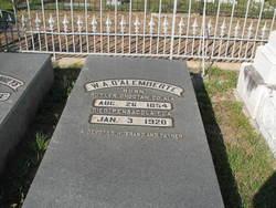 Willoughby Augustus D'Alemberte