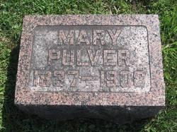 Mary <I>Brill</I> Pulver