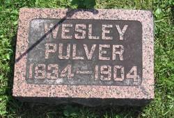 Wesley Pulver