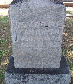 Cordelia E. <I>Day</I> Anderson