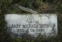 Larry Michael Brown