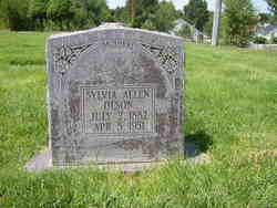 Sylvia <I>Allen</I> Olson