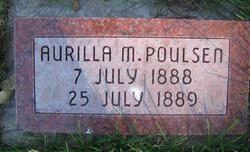 Aurilla M Poulson