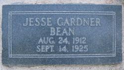 Jesse Gardner Bean
