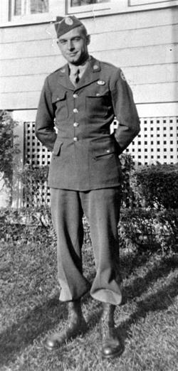 "Sgt Egenuirz ""Jerry"" Borowski"