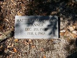 Mattie Sue <I>Carr</I> Tanner