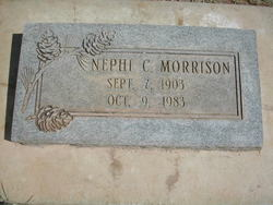 Nephi Chantry Morrison