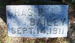Sgt Charles Plastridge Bailey