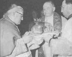 Rev Guido Luigi Bentivoglio