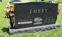 Billy Wade Embry