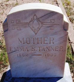 Emma Ellen <I>Stapley</I> Tanner