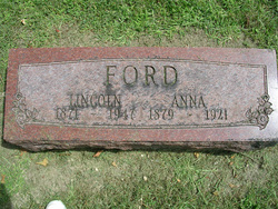 Lincoln P Ford