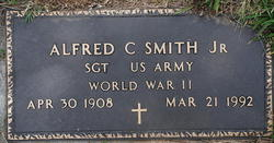 Alfred C Smith, Jr