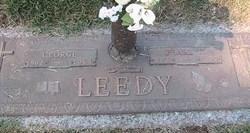 Corp George Leedy