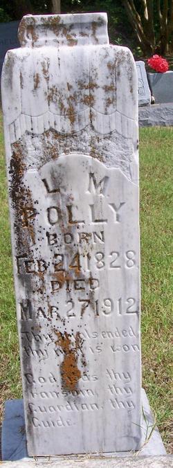 "Lydia Margaret ""Liddy"" <I>Rose</I> Polly"