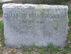 Elizabeth Bland <I>Woodlief</I> Alfriend