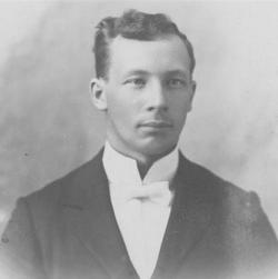Rev Sven Frederick Hammarlof