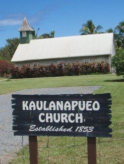 Kaulanapueo Church Cemetery