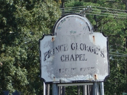 Prince Georges Cemetery