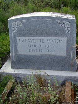 """Lafayette """"Fate"""" Vivian"""