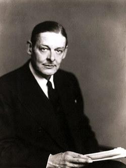 "Thomas Stearns ""T.S."" Eliot"
