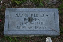 Naomi Rebecca <I>Creel</I> Bounds