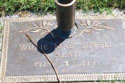 Willie Mae <I>Sharp</I> Alati-Sewel