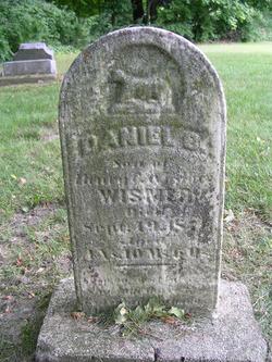 Daniel B Wismer