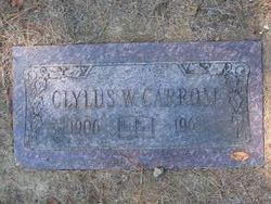 Clylus W. Carroll