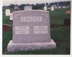 """Jacob """"Little Jacob"""" Landes"""