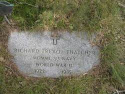 Richard Trevor Thatcher