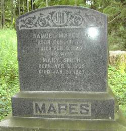 Samuel Mapes, Sr