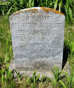 Max Benschneider