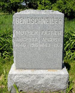 Augusta <I>Suckow</I> Benschneider