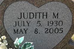 Judith M <I>Smith</I> Anderson