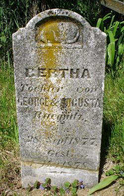 Bertha Ruegnitz