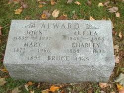 Mary <I>Waite</I> Alward